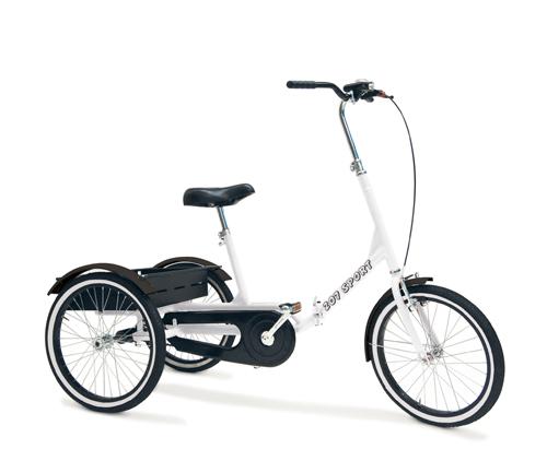 Misura 4 Triciclo 207 Sport