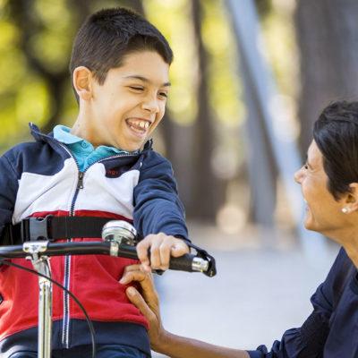 Triciclo 207 Sport famiglia