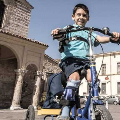 Triciclo 207 Sport Piazza