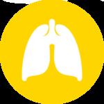 Icona polmomi gialla